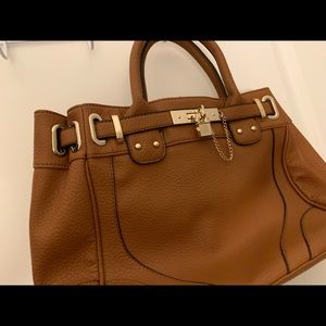 Handbags - Super Cute Brown Purse for everyday use